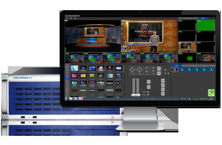 GHVS高清虚拟演播室