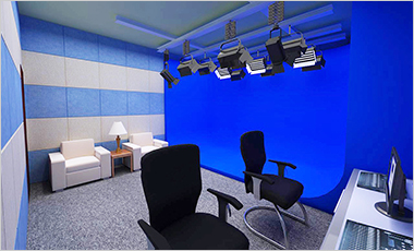 国资委虚拟演播室