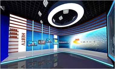 河北电视台演播厅