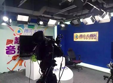 腾讯大燕网多功能演播厅